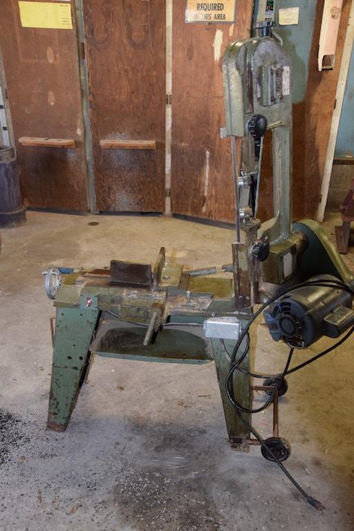 Welding Wood Shop Equipment Auction Abcole And Associates