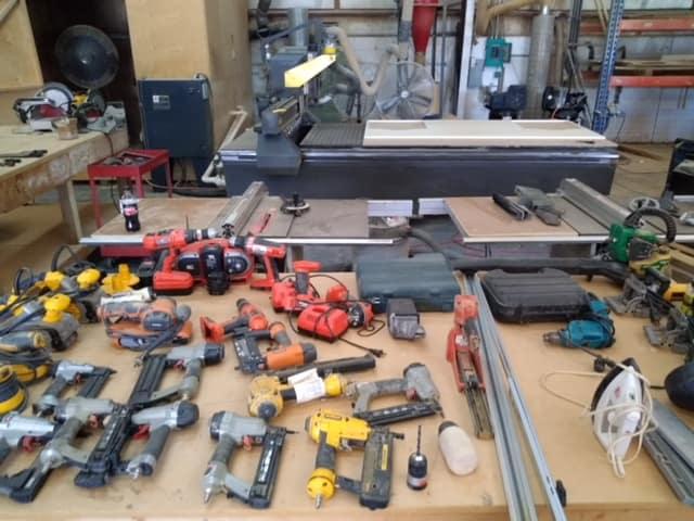 Woodworking Shop Liq